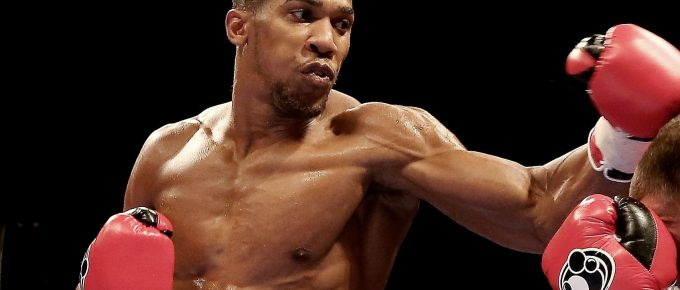ANTHONY JOSHUA LIFESTYLE – MAGAZINE INTERVIEW