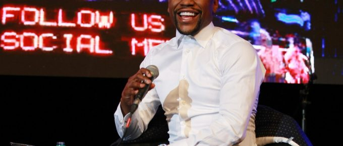 FLOYD MAYWEATHER – INTERVIEW