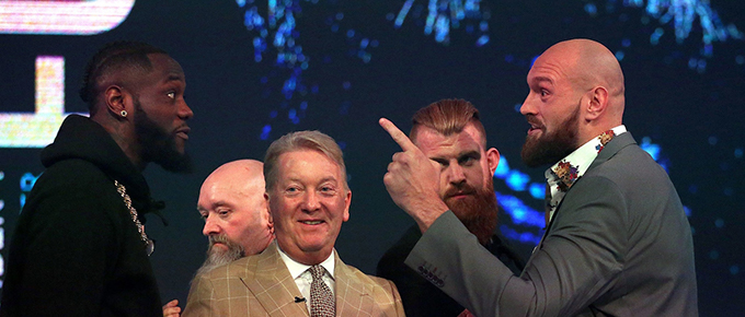Tyson Fury's fairy-tale rise to top is one of life's amazing stories