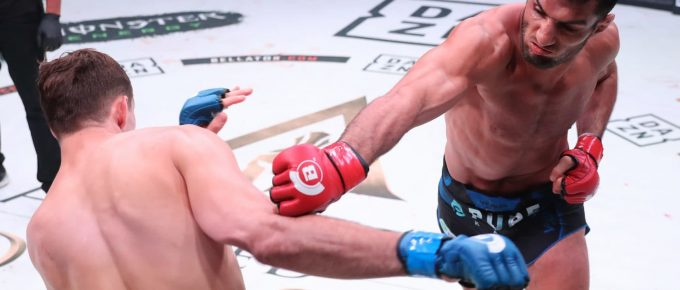 Bellator 206: UK fight fans outraged with 6am OFCOM cut-off on Channel 5 as Peppa Pig airs over main event