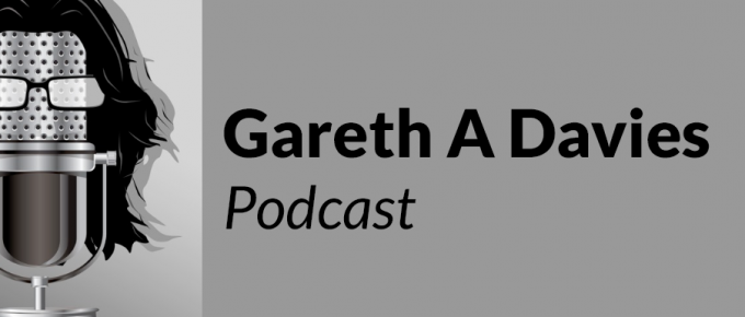 Fighting Spirits with Gareth A Davies – Episode 8: Gilbert and Keri Melendez