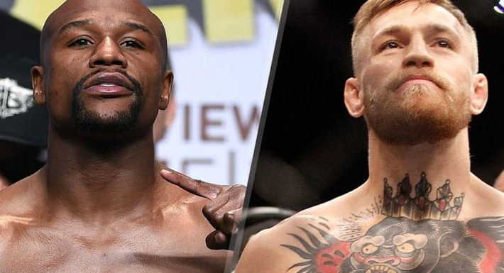 THE CIRCUS: MAYWEATHER VS McGREGOR – FIGHTERS ONLY MAGAZINE