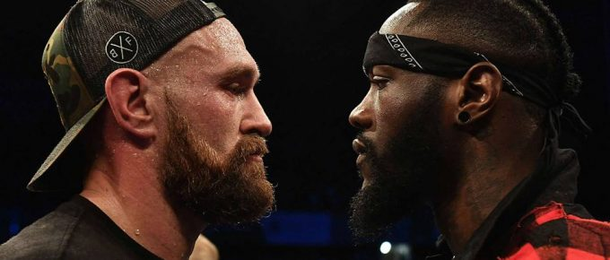 Tyson Fury and Deontay Wilder to be kept apart at weigh-in to ensure no risk of trouble after press conference gets physical