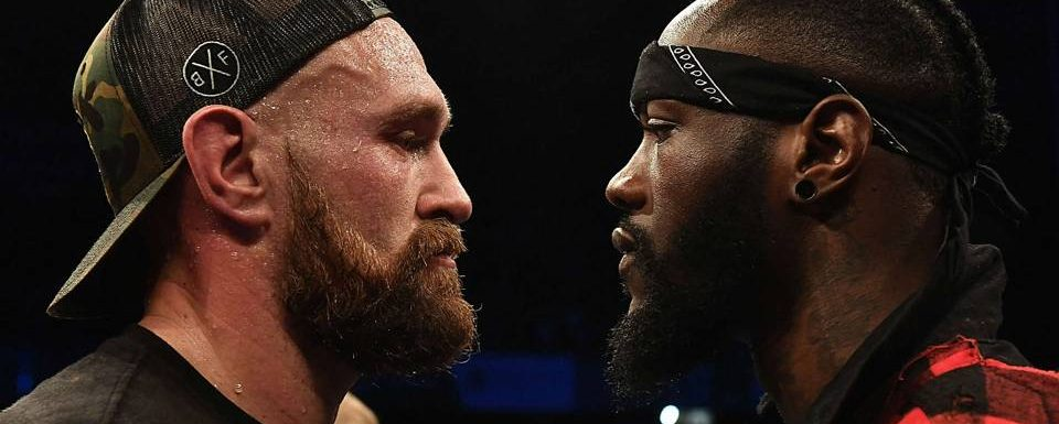 Deontay Wilder warns Tyson Fury his 'firing and hiring' policy will backfire after trainer split
