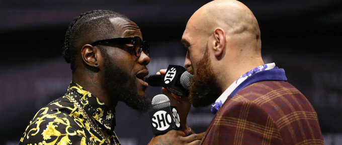 Tyson Fury: Deontay Wilder who ? I'm more popular in the US than him