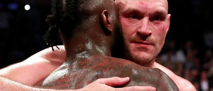 Tyson Fury to face Deontay Wilder in rematch 'sometime in spring of 2019' and will pursue Anthony Joshua if victorious