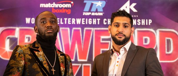 Amir Khan chooses career before profit by taking Terence Crawford bout over Kell Brook fight