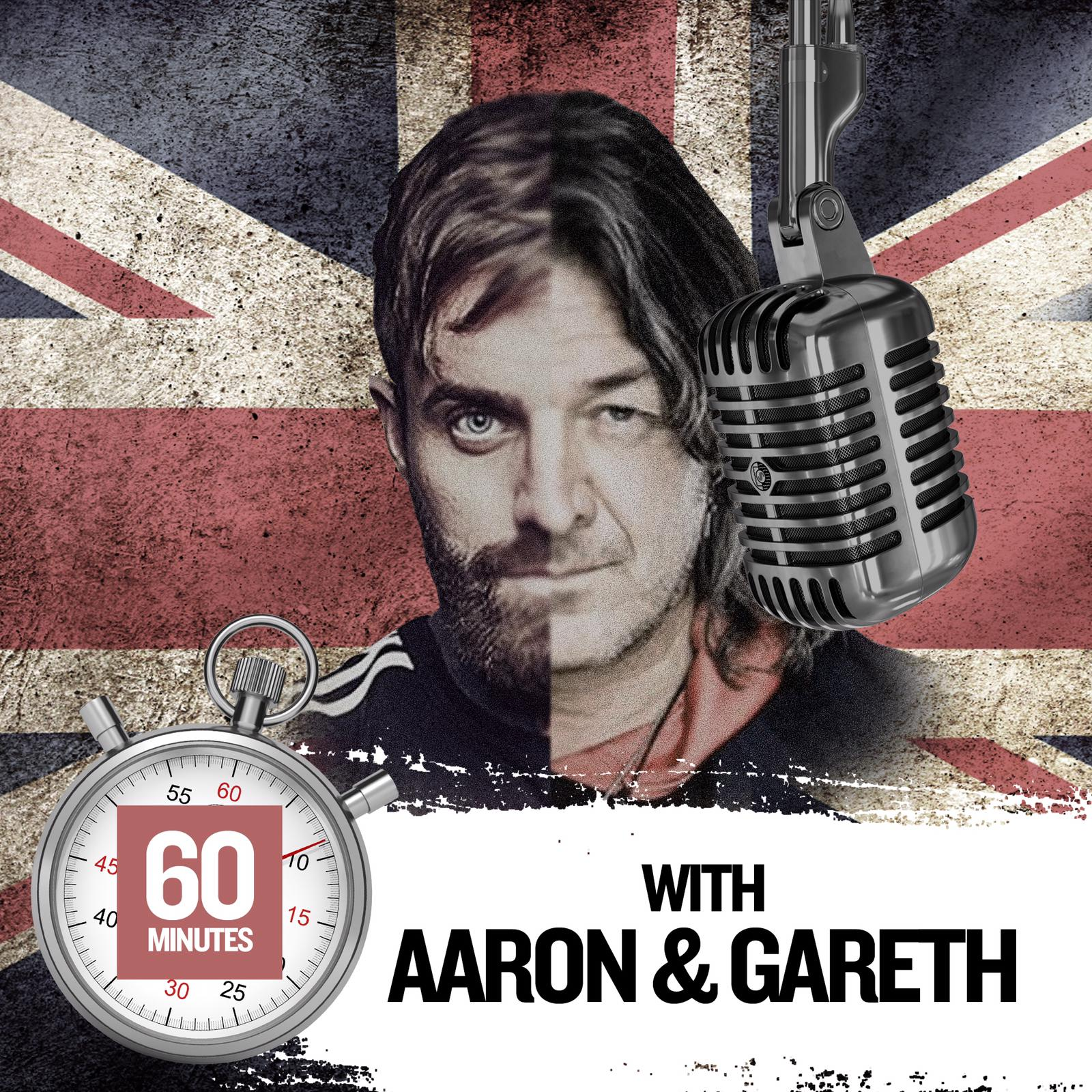 Aaron and Gareth podcast episode 13