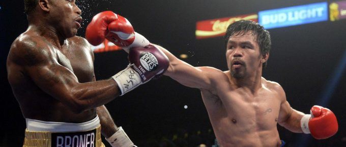 Manny Pacquiao says he is ready for Floyd Mayweather rematch