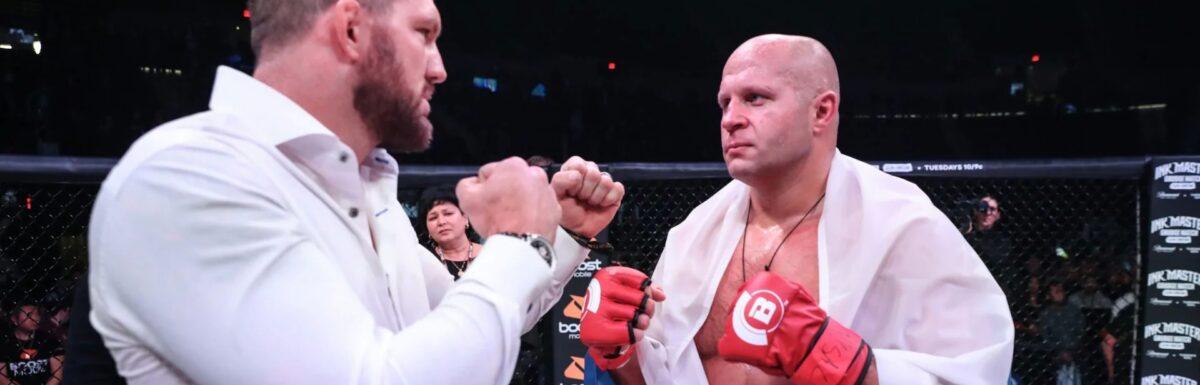 Bellator light heavyweight champion Ryan Bader says 'Vadim Nemkov is legit' ahead of Aug 21 fight