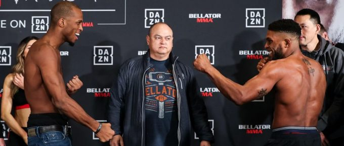 Michael Venom Page outpoints Paul Daley progressing to semi-final of Bellator welterweight tournament