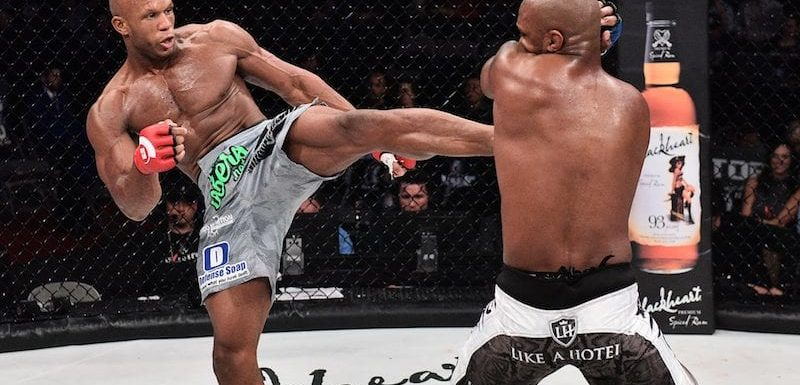 Bellator 220: Linton Vassell returns to heavyweight after ten years and reveals relief and ambition after anguish of weight-cutting