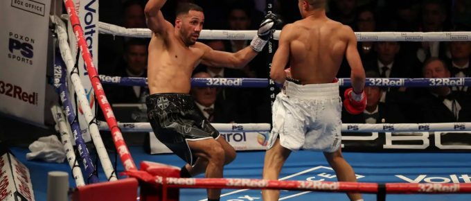 James DeGale announces retirement following unanimous points defeat by Chris Eubank Jr