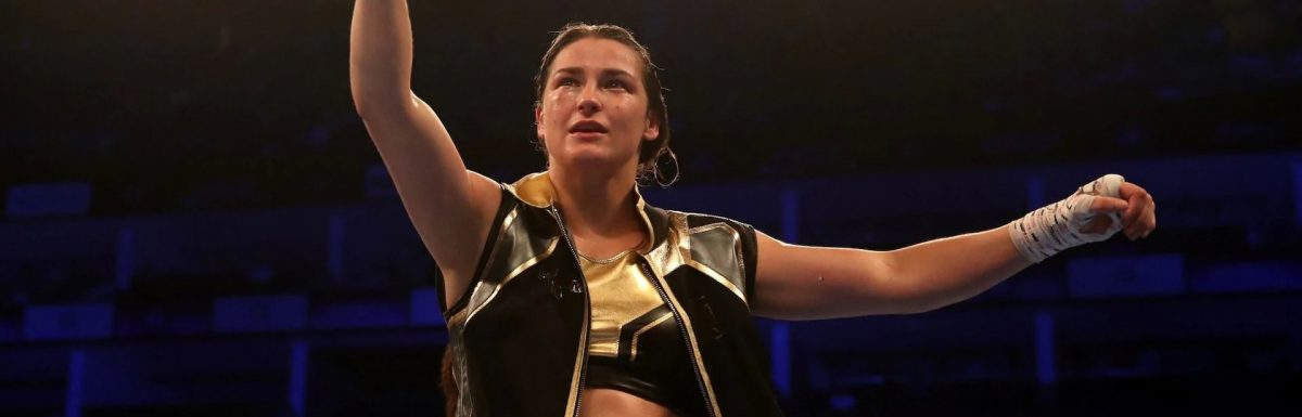 'This could be a monumental year for me': Katie Taylor faces Rose Volante in bid to be undisputed lightweight champion