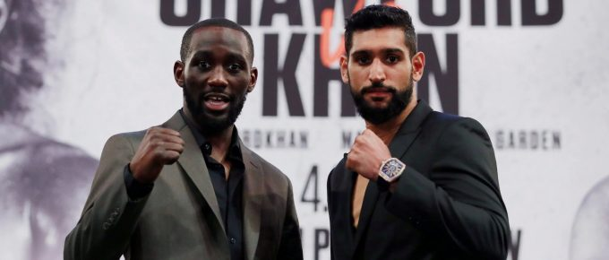 Amir Khan: I have to deliver the perfect performance to beat Terence Crawford
