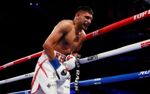 I can't go out like that': Amir Khan vows to fight on after
