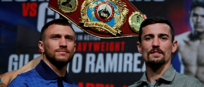 Anthony Crolla insists he will 'shock the world' in title fight with Vasyl Lomachenko