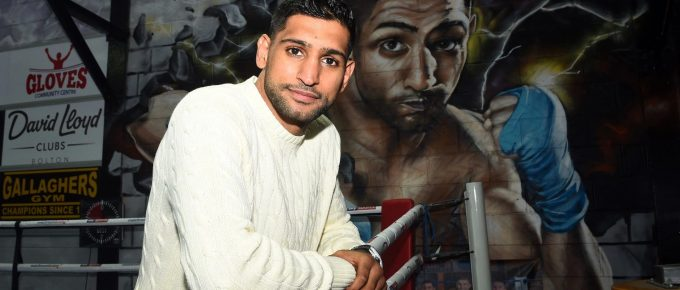 Amir Khan interview: 'If it wasn't for my kids, I'd have retired by now'