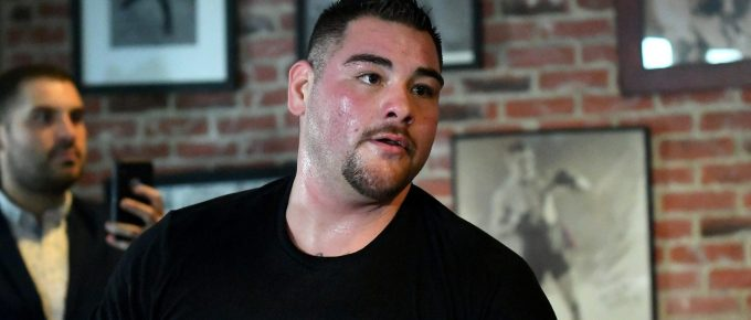 Andy Ruiz plans to 'make history' and become Mexico's first heavyweight ruler against 'robotic' Anthony Joshua
