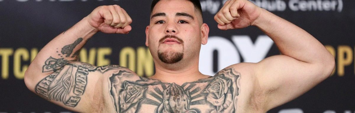 Exclusive Interview: Andy Ruiz on Anthony Joshua with Gareth A Davies