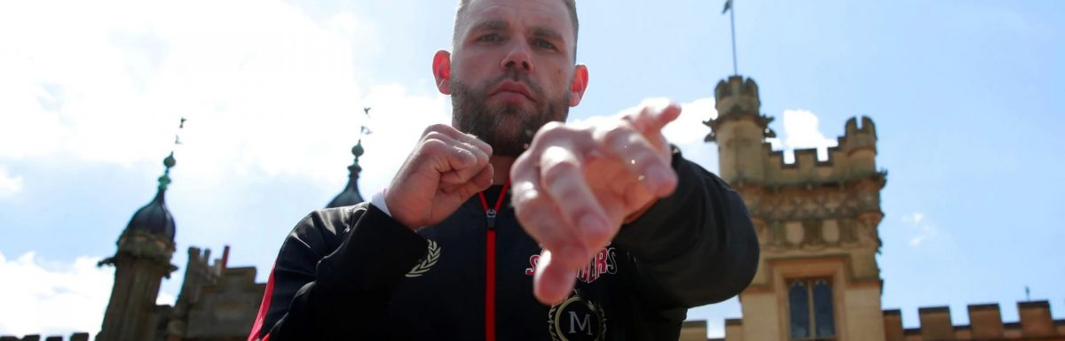 Billy Joe Saunders excited by 'big fights' after signing with Eddie Hearn's Matchroom Boxing
