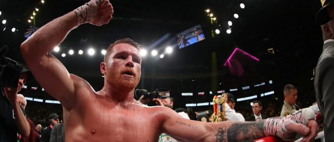 The Saul 'Canelo' Alvarez story: How the little boy who sold ice cream became boxing's biggest star