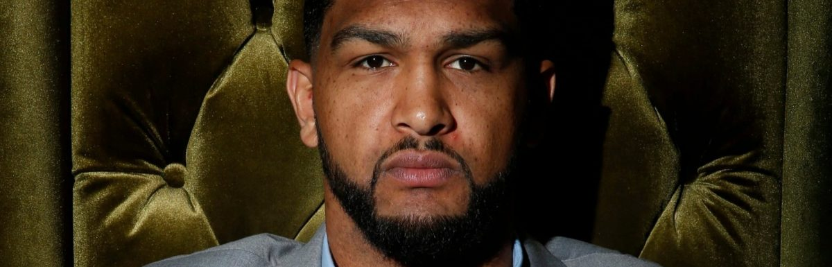 Dominic Breazeale exclusive interview: 'Deontay Wilder fight is my Super Bowl moment'