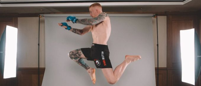 Tim Wilde – once just 'an experiment' in self-defence, now hometown headliner against ex-Bellator champion Brent Primus