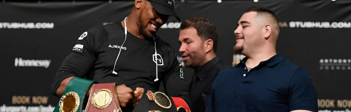 Anthony Joshua to face Andy Ruiz Jr in Saudi Arabia on December 7 in £70m contest