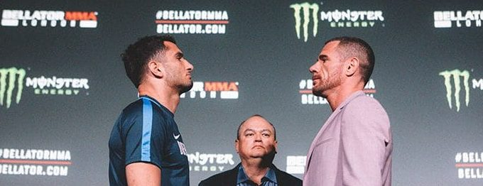 Bellator 223: Gegard Mousasi snipes at Rafael Lovato ahead of title fight in London; Gareth A Davies picks