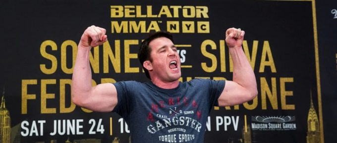 Bellator 222: Lyoto Machida questions what happened to trash-talker Chael Sonnen after vow of silence; Rory MacDonald defends 170 crown versus Neiman Gracie