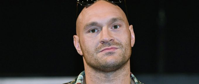 Tyson Fury: You're now seeing the man behind the mask – dad, husband and last in a line of fighters
