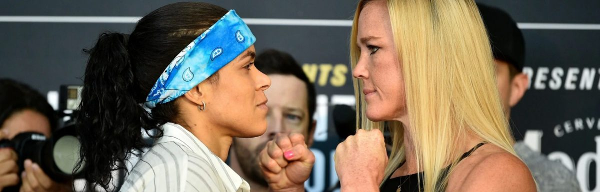 UFC 239: Holly Holm says Amanda Nunes victory over Cyborg Santos was 'toss of a coin victory' and could have gone either way