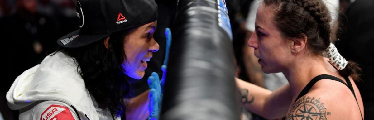 UFC 239: Champ-champ Amanda Nunes admits life partner Nina Ansaroff remains her 'psychiatrist and rock'