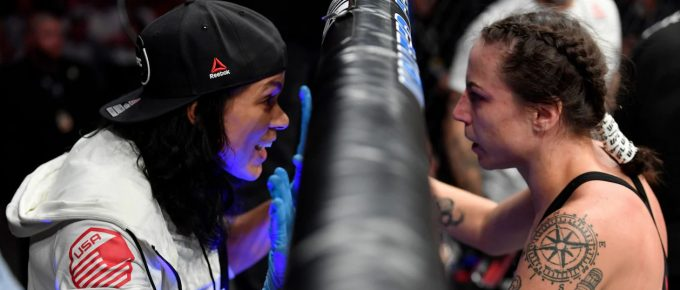 UFC 239: Champ-champ Amanda Nunes admits life partner Nina Ansaroff remains her 'psychiatrist and rock'