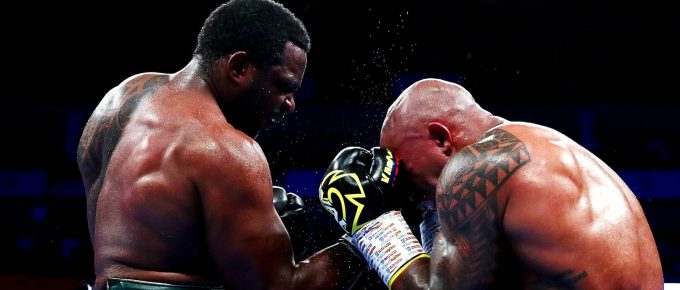 Dillian Whyte reveals motivation behind Oscar Rivas victory: 'even my promoter said I'd get knocked out'