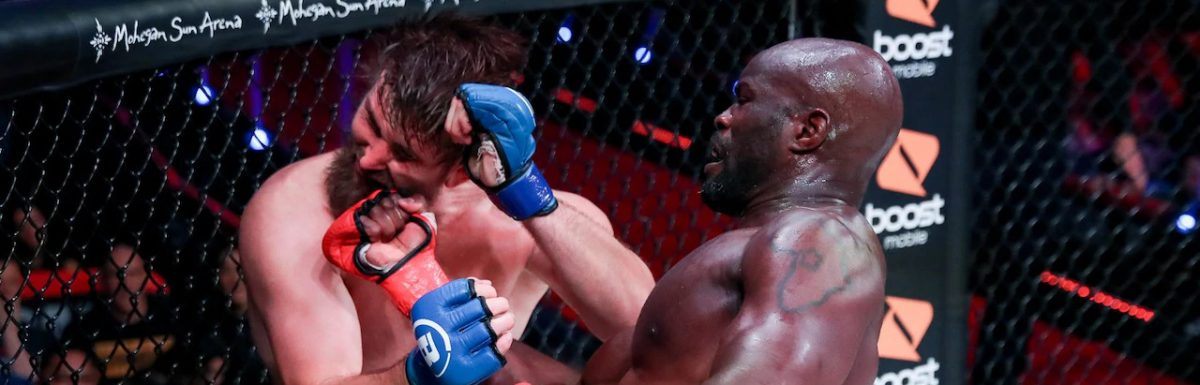 Bellator 226: Cheick Kongo brings 'heart hard as stone' in challenge against heavyweight champion Ryan Bader