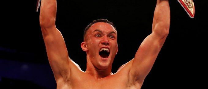 Josh Warrington puts rivals on notice for unification bouts after third title defence