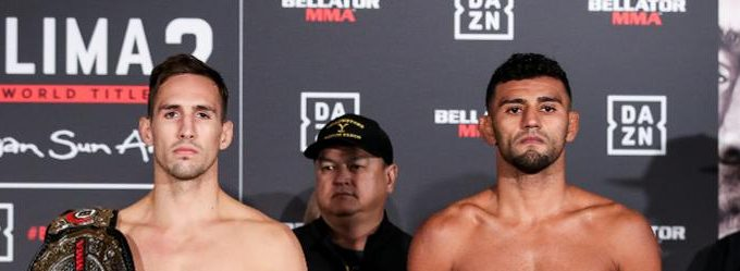 Bellator 232: Douglas Lima 'thinks every day' about Rory MacDonald loss and seeks redemption in welterweight Grand Prix final rematch