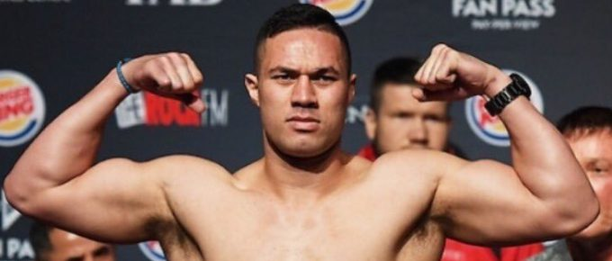 Joseph Parker pulls out of bout against Dereck Chisora in London…due to spider bite