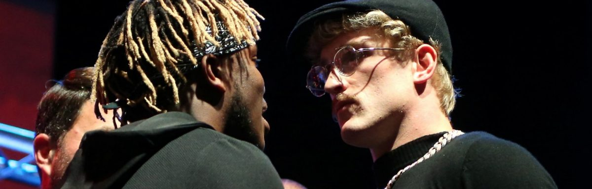 YouTube sensations KSI and Logan Paul bring chaotic energy to boxing's brave new world