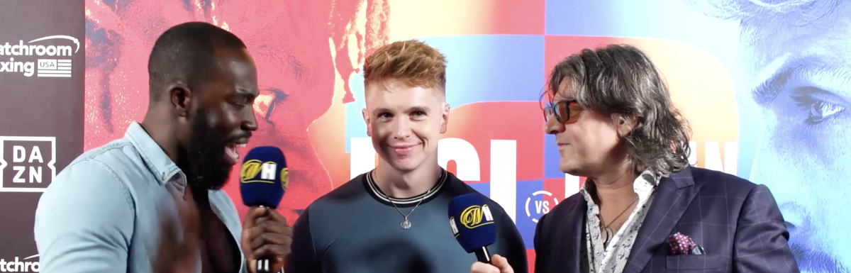 Joe Weller: I started all this by calling out KSI