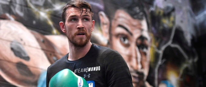 Callum Smith exclusive interview: 'The fear of losing has always made me dig a little bit deeper'