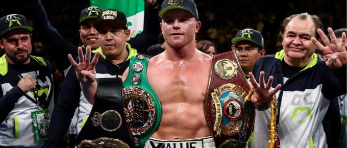 Saul 'Canelo' Alvarez sues his promoter and broadcast partner for more than £200 million