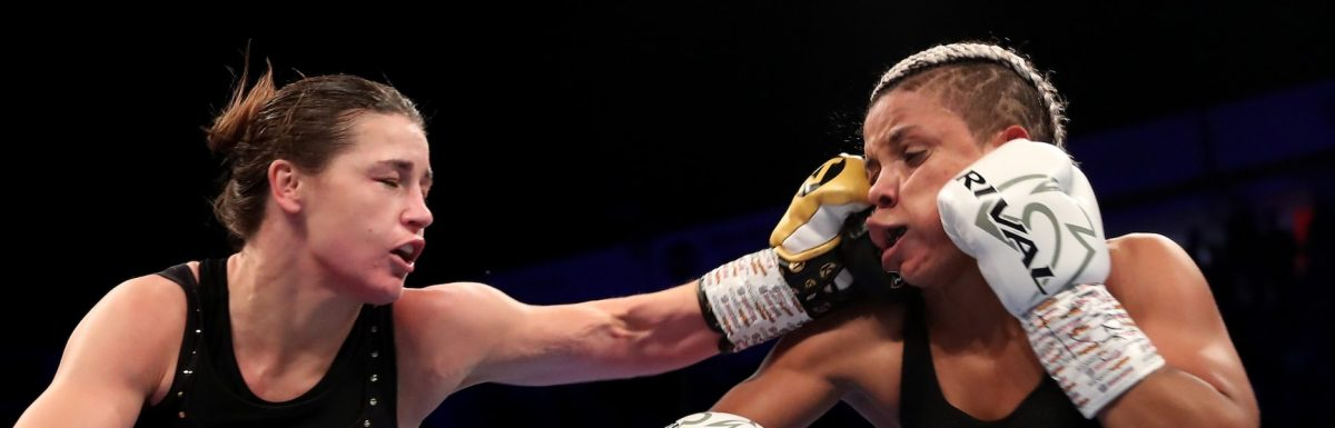 Katie Taylor and Saul 'Canelo' Alvarez cement boxing legacies after becoming multi-weight world champions