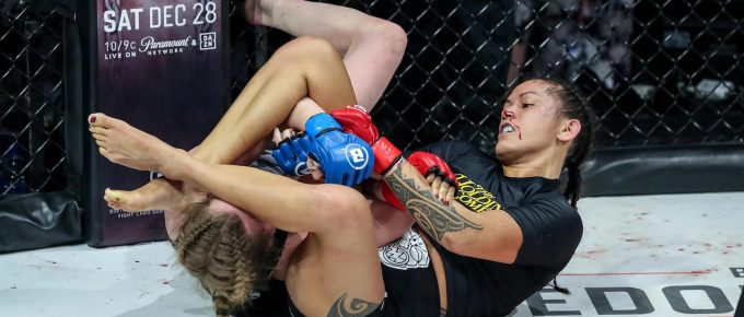 Bellator 254: Champion Ilima-Lei Macfarlane sees no pressure in toughest defence to date against Juliana Velasquez at Mohegan Sun
