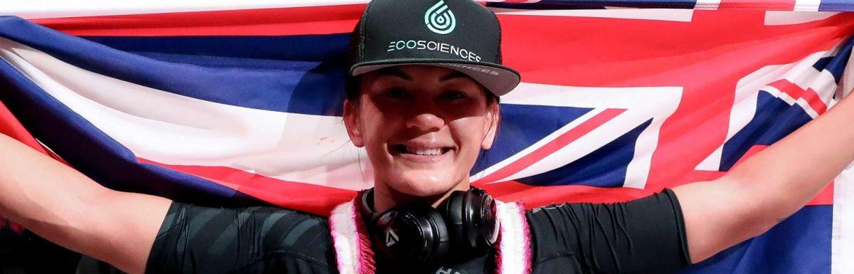 Bellator Hawaii: Flyweight champ ILima-Lei Macfarlane respects 'threat' of British challenger Kate Jackson