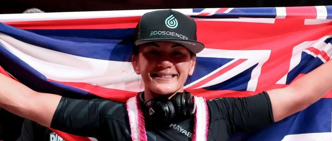 Bellator 236: Ilima-Lei Macfarlane thwarts Kate Jackson history-making but Hawaiian reveals real fight has a bigger picture