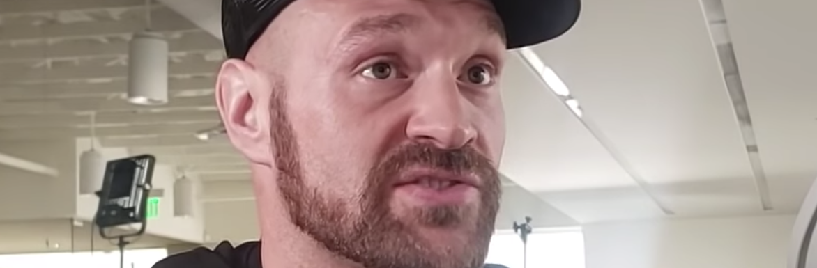 Tyson Fury: Bareknuckle tradition – 'I'll be dipping my hands in petrol 5 times a day for a month'