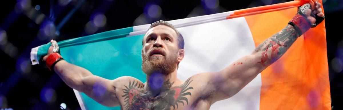 Brilliant Conor McGregor beats Donald 'Cowboy' Cerrone in under 40 seconds at UFC 246